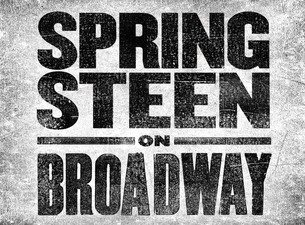 Springsteen on Broadway Discount Tickets