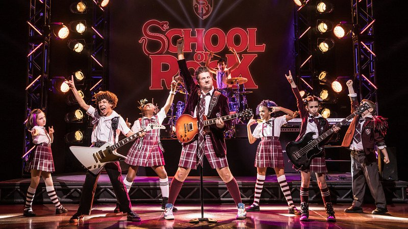 School of Rock - The Musical Promotion Codes and Discount Tickets